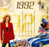 1992: A Time To Remember The Classic Years