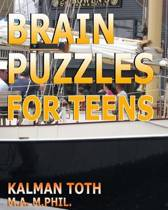 Brain Puzzles for Teens