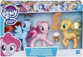 My Little Pony Equestria Friends - Speelfiguren