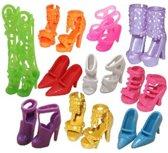 Barbie pop schoenen
