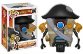 Pop! Games: Borderlands - Emperor Claptrap N° 208