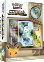 Pokémon 20th Anniversary Mythical Collection Meloetta