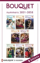 Bouquet e-bundel nummers 3851 - 3858 (8-in-1)