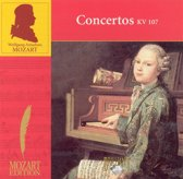 Mozart: Concertos, KV107; J.C. Bach: Sonatas, Op. 5