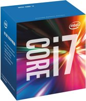 Intel Core ® ™ i7-6700 Processor (8M Cache, up to 4.00 GHz) 3.4GHz 8MB Smart Cache Box