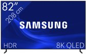Samsung QE82Q950RBL 2,08 m (82'') 8K Ultra HD Smart TV Wi-Fi Zwart