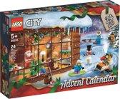 Afbeelding van LEGO City Adventskalender 2019 - 60235 speelgoed