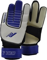 Rucanor Keepershandschoenen G100 Blauw/wit Maat 7,5