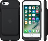 Apple iPhone 7 Smart Batterij Case  - Zwart