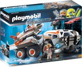 PLAYMOBIL Spy Team Gevechtstruck  - 9255