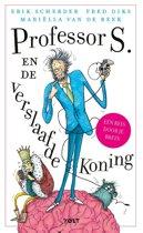 Boek cover Professor S. en de verslaafde koning van Erik Scherder (Hardcover)