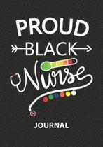 Proud Black Nurse - Journal