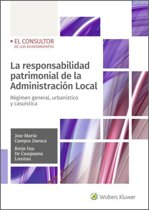 La responsabilidad patrimonial de la Administracion Local