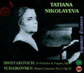 Nikolayeva Vol. 1/Shostakovich+