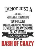 I'm Not Just A Mechanical Engineering Technologist