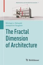 The Fractal Dimension of Architecture