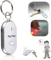 Terugfluitende Key Finder Tracker Detector Sleutelhanger - Fluitende Sleutelzoeker / Sleutelvinder Met Alarm - Sleutels Keyfinder -