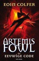 Artemis Fowl 3 - De eeuwige code