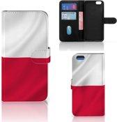 Apple iPhone 7 Plus   8 Plus Bookstyle Case Polen