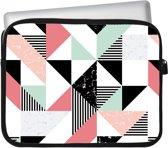 Tablet Sleeve Huawei MediaPad T5 10 Geometric Artwork