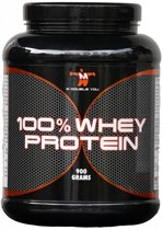 M Double You - 100% Whey Protein (Chocolade) - 900 gram
