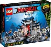 LEGO NINJAGO Movie Tempel van het Ultieme Wapen - 70617