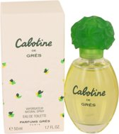 Parfums Gres Cabotine 50 ml - Eau De Parfum Spray Women