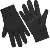 Senvi Sports Softshell Handschoenen - Zwart - Maat L/XL