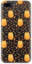 iPhone 7 Plus Hoesje Cute Owls