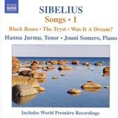 Sibelius: Songs, Vol. 1