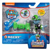 Paw Patrol Action Pack Pup Rocky & Badge