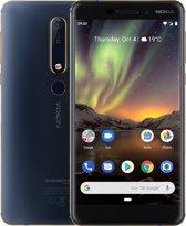 Nokia 6.1 - 64GB - Blauw/Goud