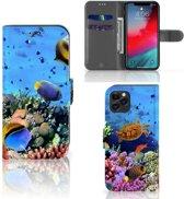 iPhone 11 Pro Telefoonhoesje met Pasjes Vissen