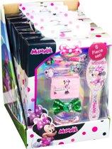 Minnie mouse Haar Borstel accessoires set