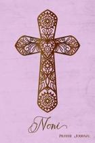 Prayer Journal, Noni