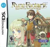 Rune Factory Fantasy (USA)