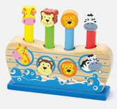 Viga Toys - Pop Up Noah's Ark - Reflex Spel