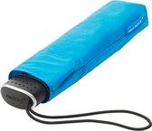 Adventure Bags Paraplu Opvouwbaar Plat Klein Blauw
