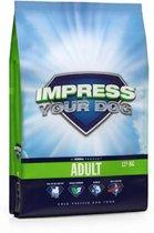 Impress your dog Adult geperste brok