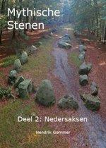 Omslag van 'Mythische Stenen 2 - Nedersaksen'