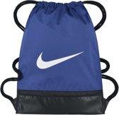 Nike Backpack - Unisex - zwart/wit/blauw