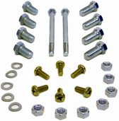Bolt kit for exhaust manifold suitable for Volvo Penta