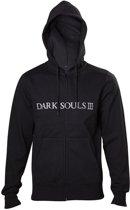 Dark Souls 3 You Died Black Hoodie M