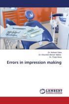 Errors in Impression Making