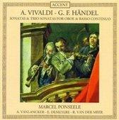 Vivaldi, Handel: Sonatas for Oboe
