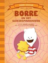 De Gestreepte Boekjes - Groep 2 september: Borre en het suikerspinnenweb