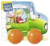 Mein erstes Räder-Rasselbuch: Fahr los, kleiner Traktor!