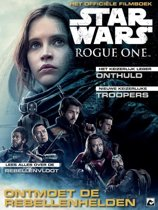 Star Wars Rogue One, official movie magazine