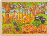 Goki 57734 puzzel Legpuzzel 48 stuk(s)