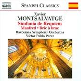 Montsalvatge,Manfred, Bric A Brac, Simfonia De Req